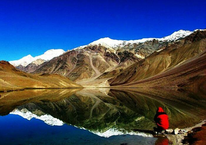 Chandertal lake, HP – The crescent shaped fantasy for trekkers