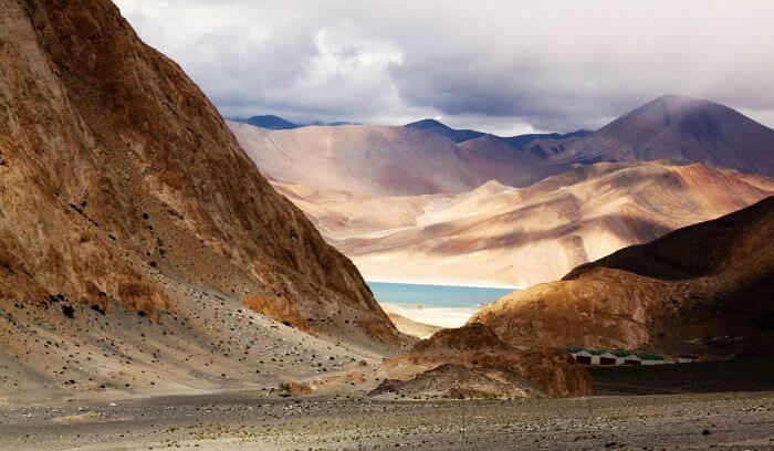 Pangong Tso's- Leh Ladakh – The mesmerising vistas of blues and browns