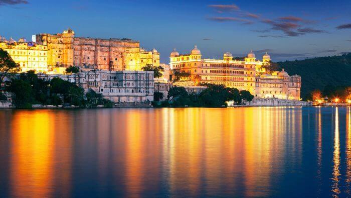 Lake pichola, Udaipur – The lake city of India