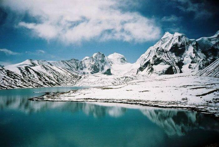 Gurudongmar Lake, Sikkim – Beatific waters of North-East