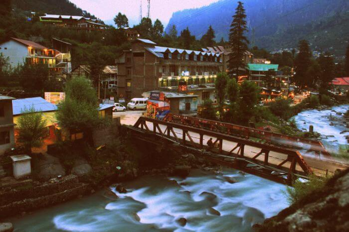 Manali – The adventurous retreat in Himalayas