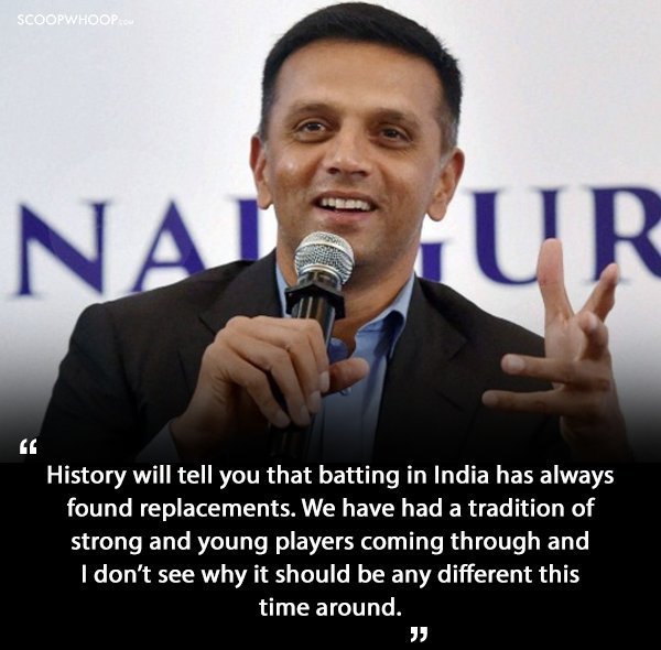 9.Quotes By Rahul Dravid