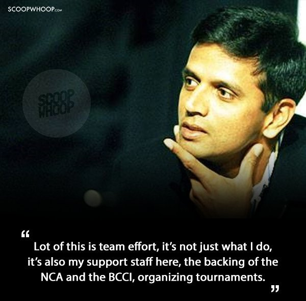 10.Quotes By Rahul Dravid
