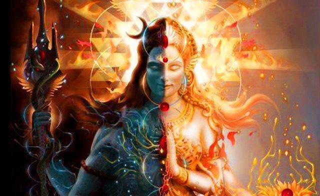 Ardhanarishwar is Shiva