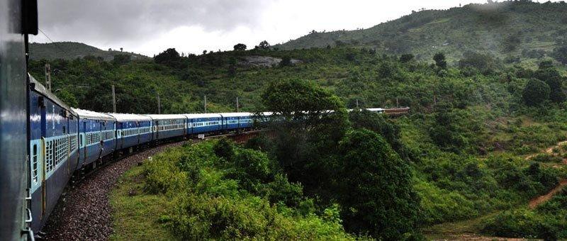 Koraput to Rayagada Route