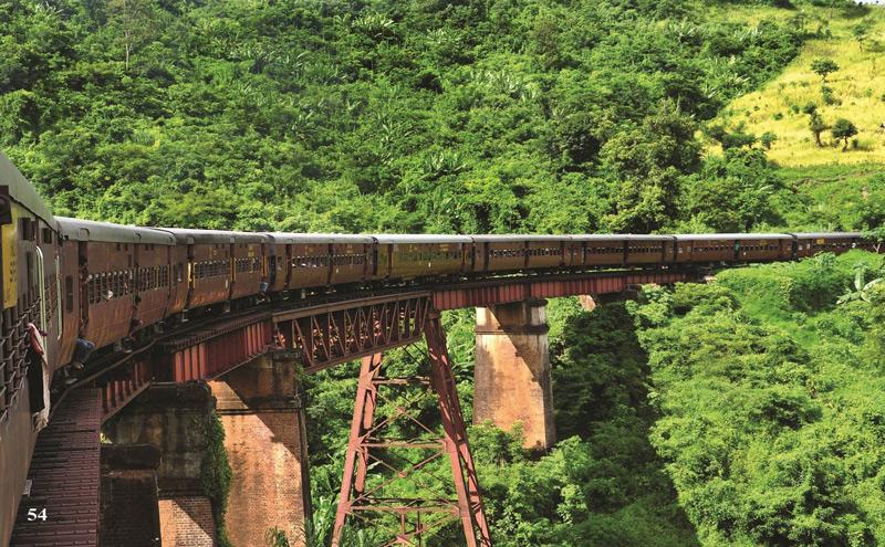 Guwahati-Silchar Route