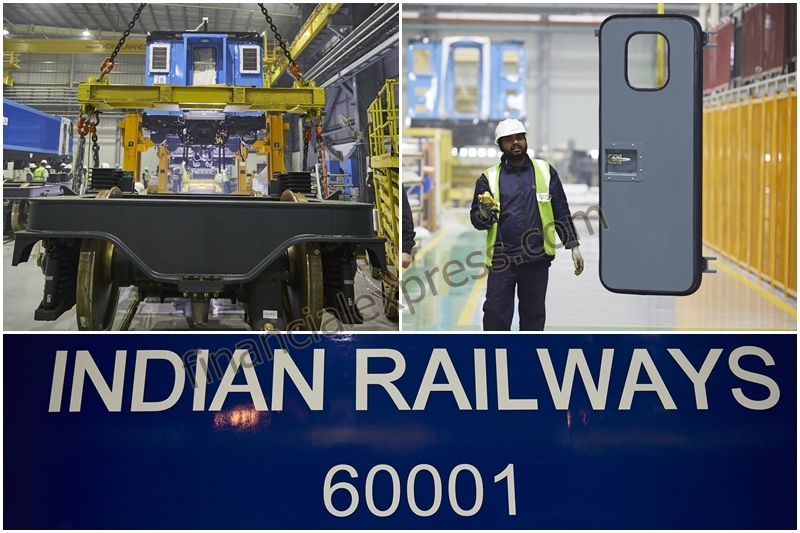 Under the project, the first few car body shells for the locomotives are being imported into India. Eventually, these will be made at the factory in Madhepura.