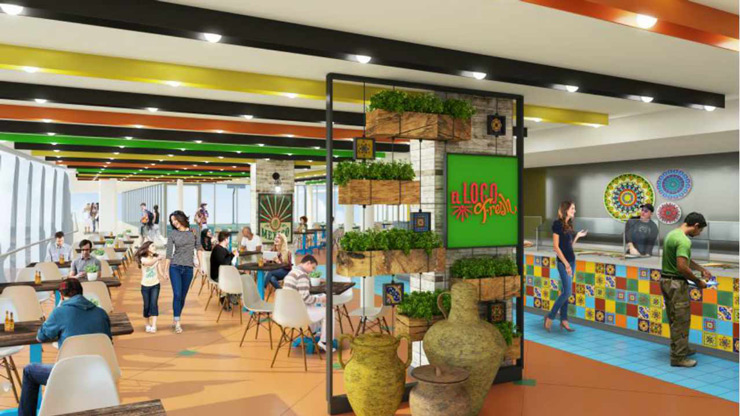 The food and dining options include a Mexican food concept joint called El Loco Fresh and casual seafood option called Hooked. Apart from these, the usual mainstay of the Harmony of the Seas will also be at the Symphony, for example, fusion food venue Wonderland, Jamie Oliver