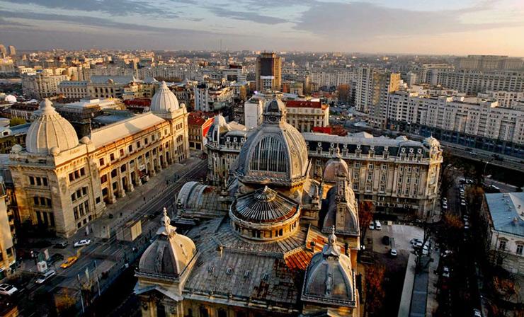 9. Bucharest, Romania