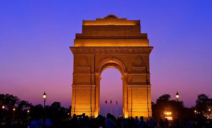 10. New Delhi, India