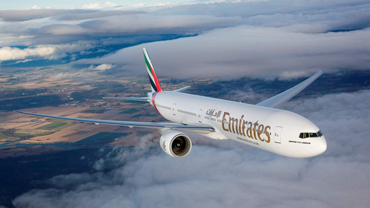 Emirates | Ranking third, the Emirates is one of the two airlines from the Middle East placed in top 10. With a fleet of more than 265 aircraft, which include 100 Airbus A380s — the world