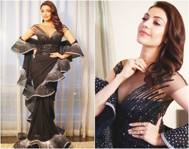 HIT: Kajal Aggarwal was recently in attendance at the Zee Apsara Awards 2018 in Hyderabad.