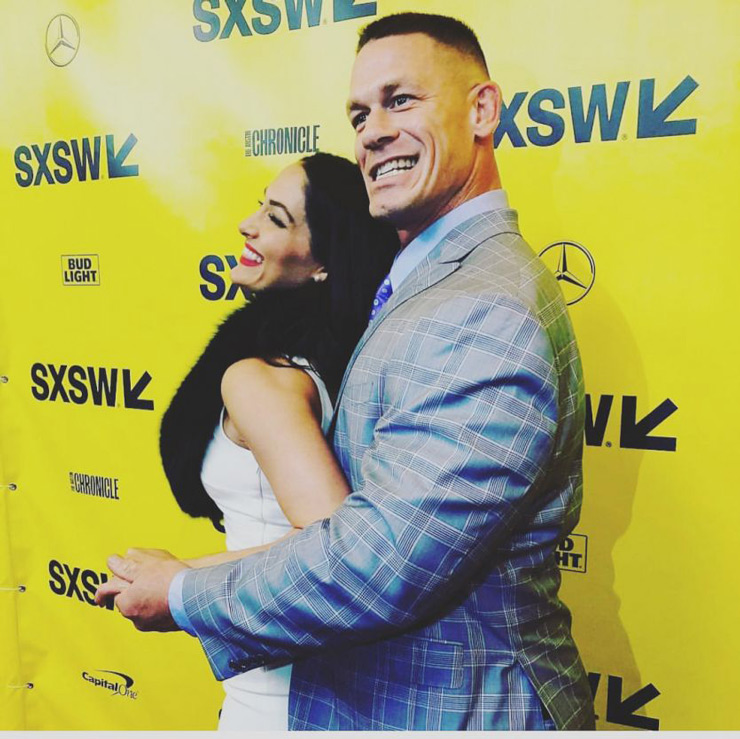 John Cena used to claim that he would never get married in his life. However, he went against his own statement when he proposed Nikki Bella for marriage.