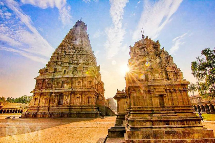 Chola Temples, Tamil Nadu