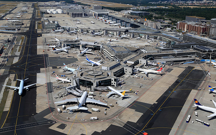 Frankfurt Airport (Germany): Aviation ranking site Skytrax has released its best airport list for 2018. Click through the gallery to find which was named number one at the 2018 Skytrax World Airport Awards