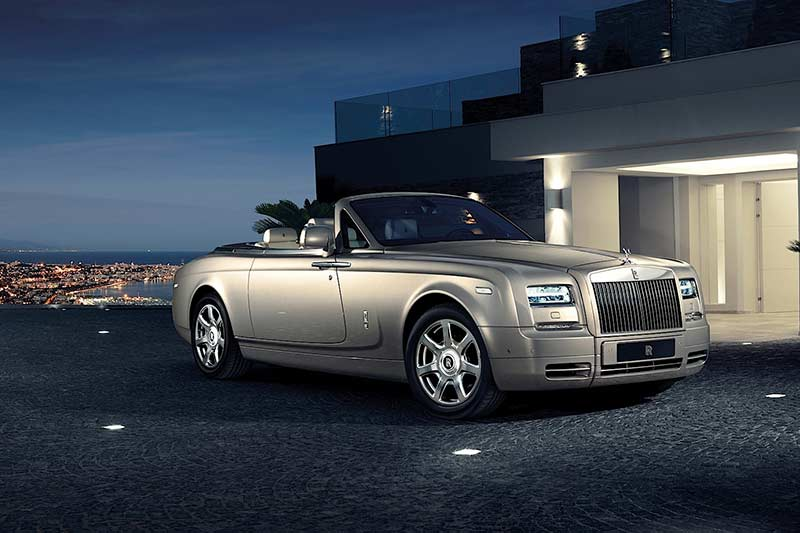 Rolls Royce Phantom Drophead Coupe: Mukesh Ambani has the Rolls Royce Drophead Coupe in his garage that can be purchased in India at roughly Rs 7.6 crores. The car gets power from a 6.75L, V12 engine that is good for producing 549 bhp of power along with a peak torque of 750 Nm. The car takes a little over 5 seconds to reach a top speed of 100 kmph.