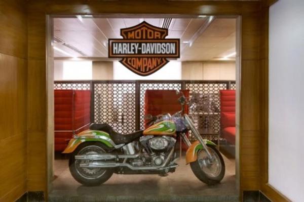 6. Harley Davidson, Gurgaon