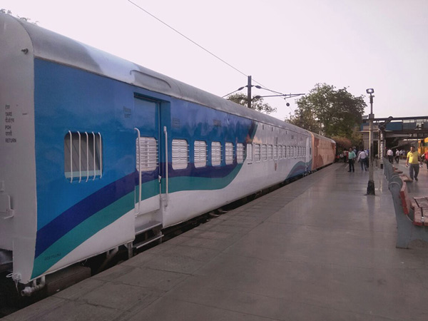 A look at Indian Railways