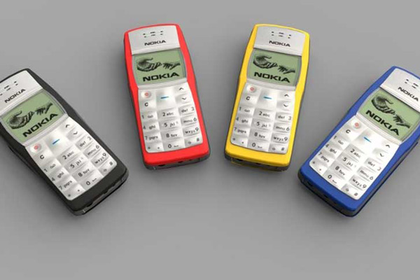 8. More than 250 million Nokia 1100 devices were sold, making it the best-selling electrical gadget in history.