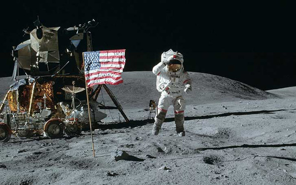 20. Your mobile phone has more computing power than the computers used for the Apollo 11 Moon Landing.