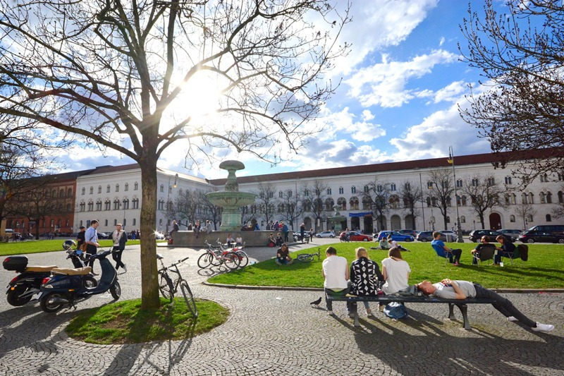 University of Munich: Also known as Ludwig Maximilian University of Munich or LMU, the public research university is located in Munich, Germany.