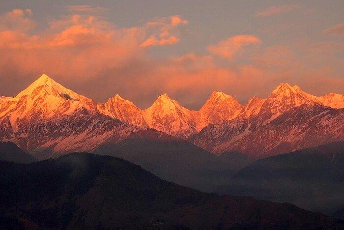 17. Kausani Uttarakhand