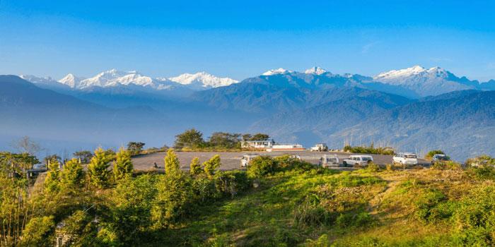 10. Pelling Sikkim