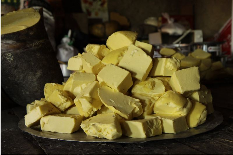 2. Salted Yak Butter