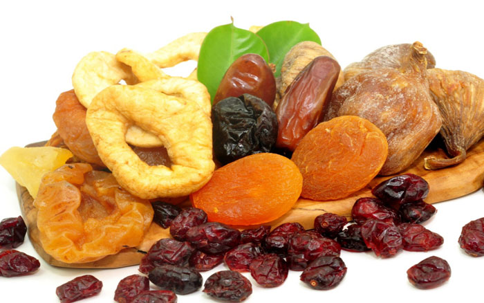 10. Instead of popping candies, have unsweetened dried fruits like dried mango, dried apple, dried pear, and dried banana.