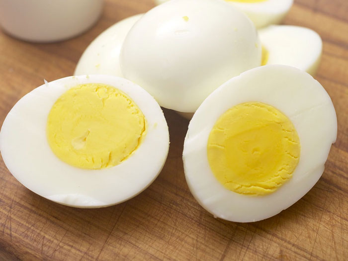 8. Eggs