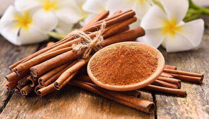 15. Cinnamon
