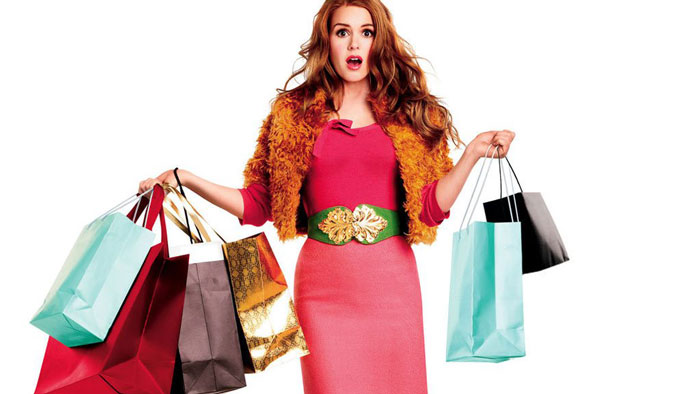 9. Shopping addiction is something a lot of us deal with. And we all know how badly broke it makes us.
