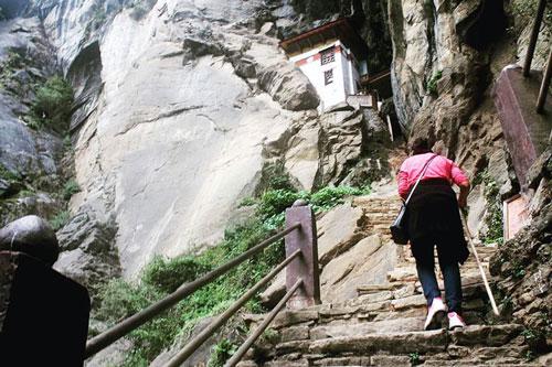 Rafting and hiking in Bhutan