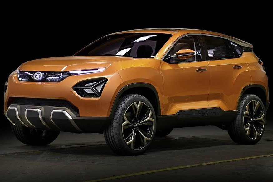 Tata Harrier will be launched by early 2019.