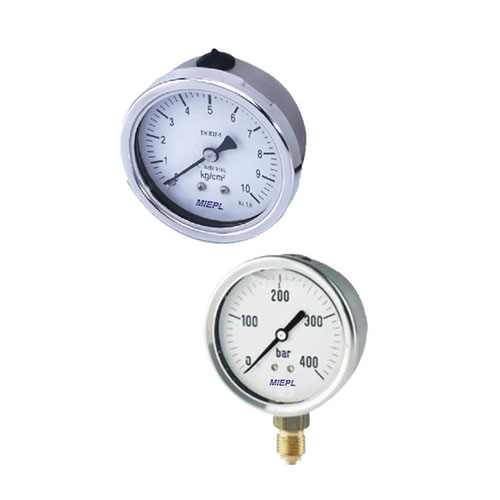 MIEPL Commercial Gauges