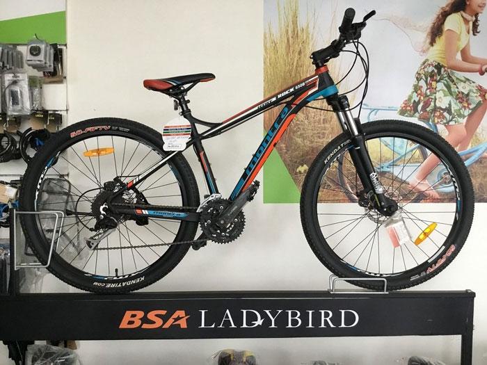 15. BSA cycles