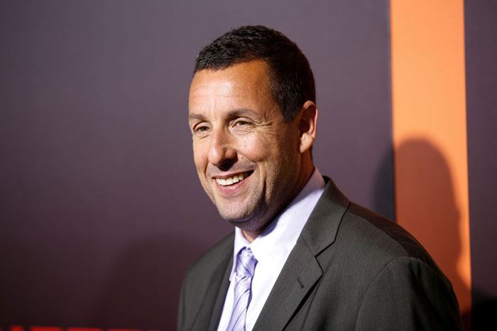 8. Adam Sandler earned $39.5 million, thanks to a Netflix deal to write, direct and star in a series of comedies.