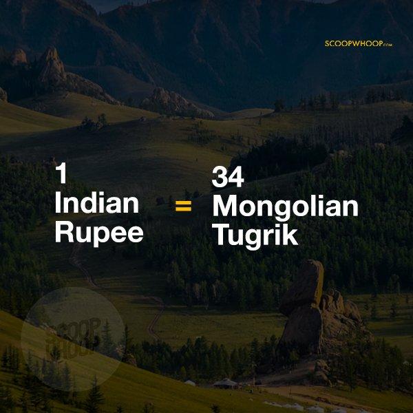8. Mongolia