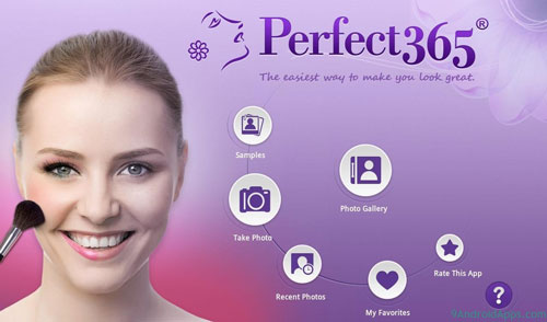10. Perfect365: One-Tap Makeover