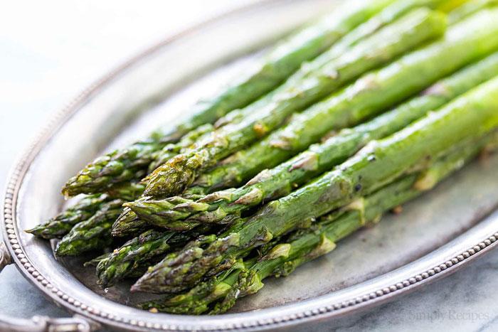 9. Asparagus