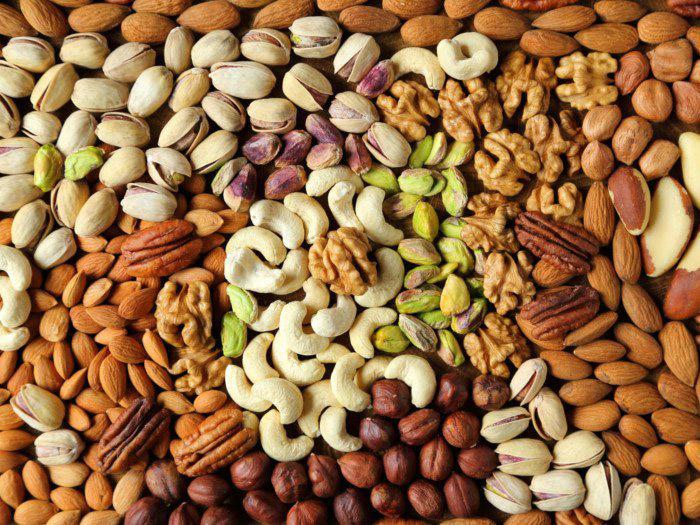 10. Nuts