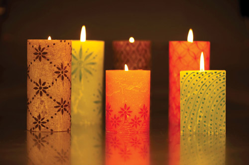 8. Do you know some candles are made from oil of sperm whales?