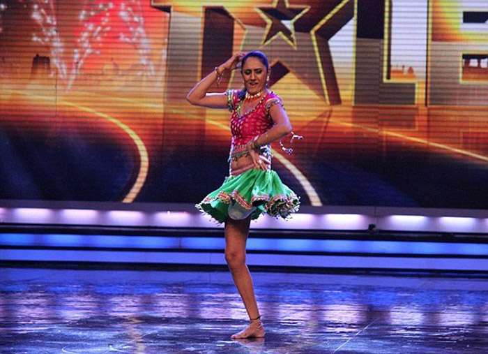 10. Subhreet Kaur Ghumman is a one-legged dancer who has been a part of many talent shows in India