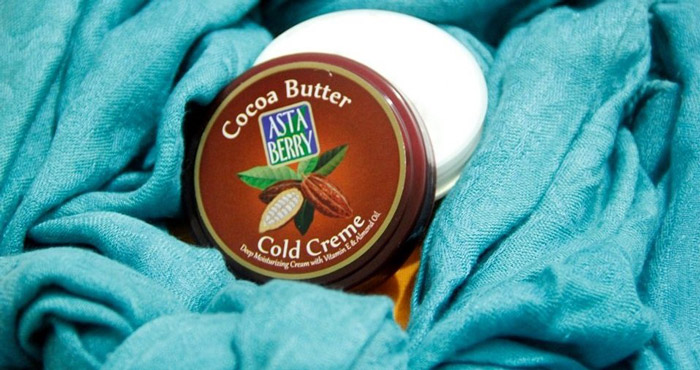 4. Cocoa Butter Cold Creme By Astaberry
