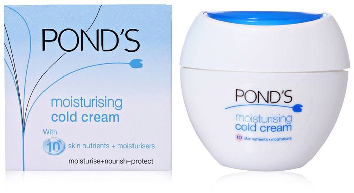 5. Pond's Moisturizing Cold Cream