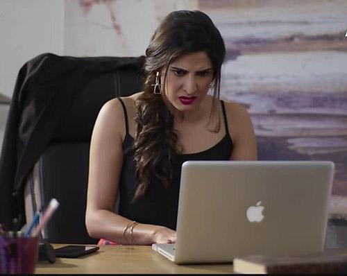 10. Aahana Kumra in Official CEOgiri