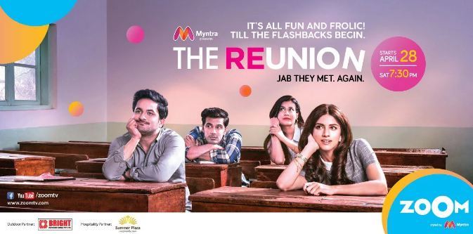 9. The Reunion: Available on YouTube Technically, it