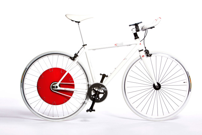 A bike that pedals for you