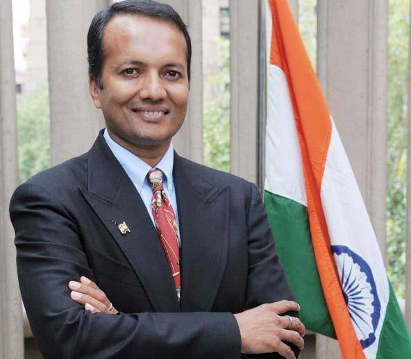 Naveen Jindal (born on March 9, 1970)