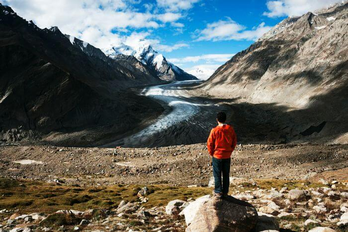 Drang Drung Glacier, Near Kargil – A heaven for travelers who love challenges!
